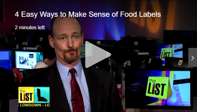 4 Easy Ways to Make Sense of Food Labels